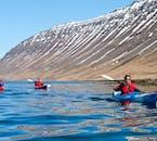 Горы в Западных фьордах - плоские и очень древние, они сформировались около 16 миллионов лет назад.