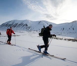 Peaks of Thieves | Skiing Day Tour in the Westfjords