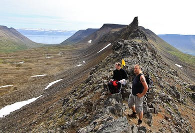 Valley to Valley | Hike Through the Westfjords