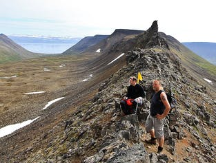 Valley to Valley   Hike Through the Westfjords