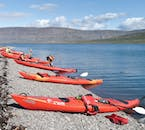 Kayaking in the Westfjords is an ideal way to connect with the nature.