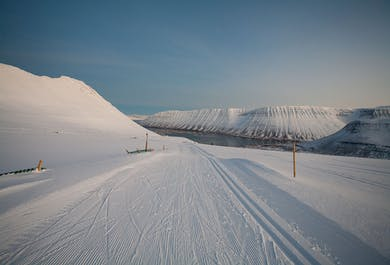 Cross Country Skiing in the Westfjords