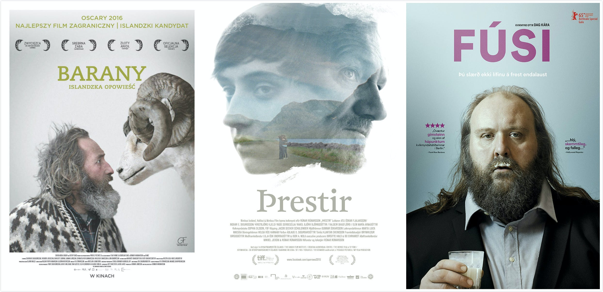 冰岛独立电影