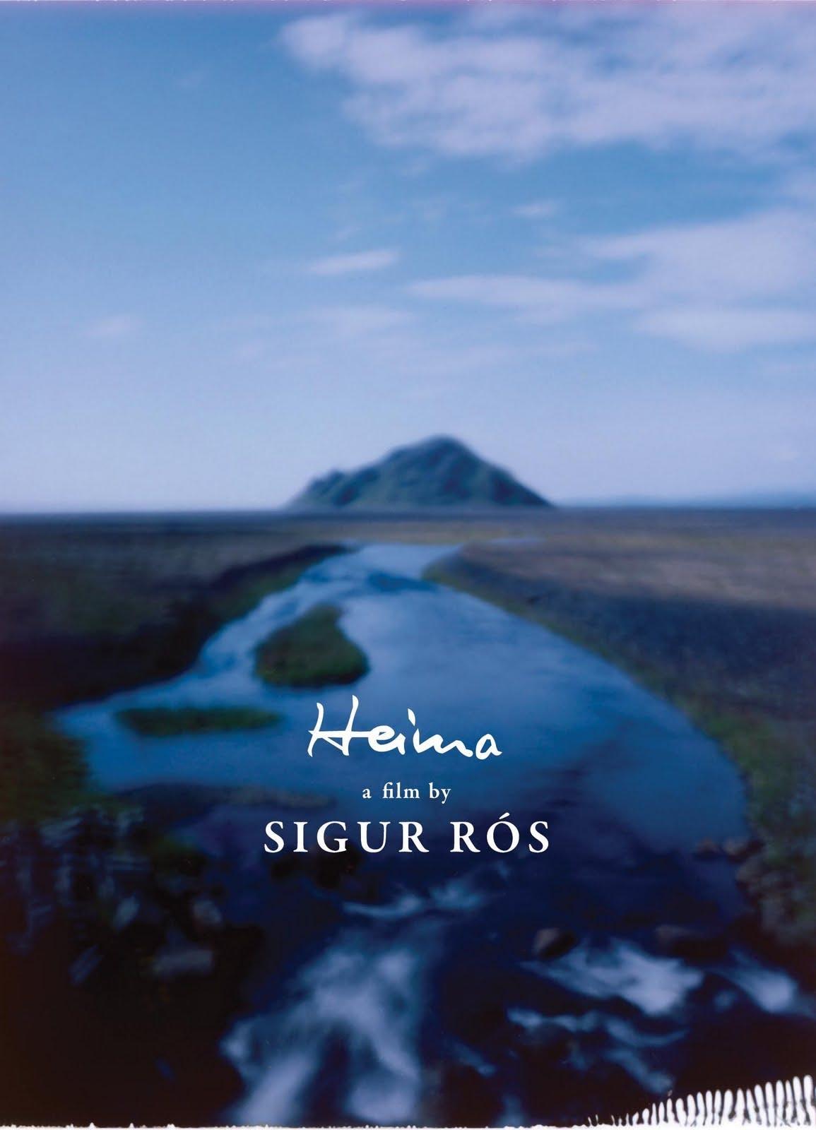 冰岛后摇乐队Sigur Rós音乐纪录片电影听风的歌Heima