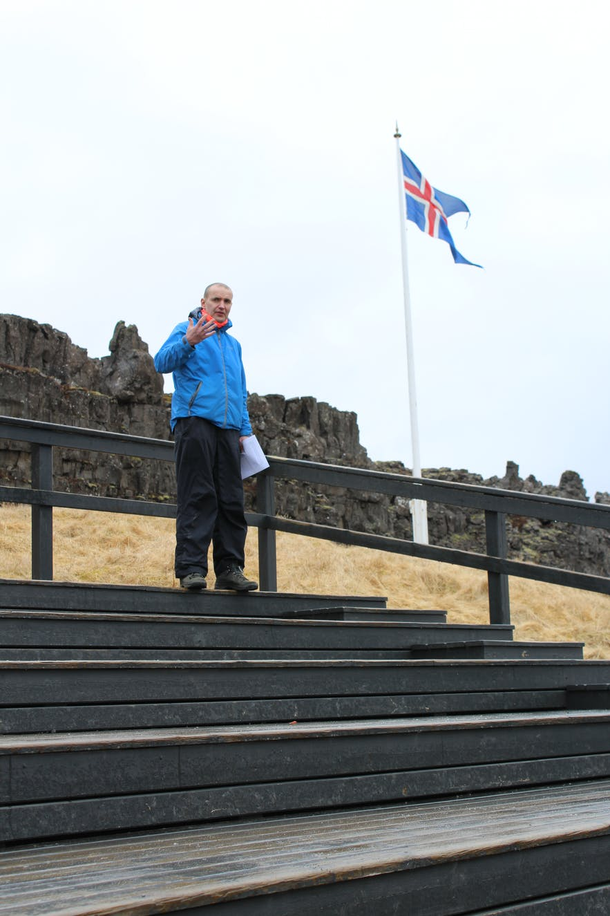 Eliza and Guðni - Insights about Icelanders