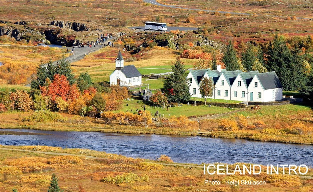 Classic tour of the Golden Circle | Geysir, Gullfoss and Thingvellir in a day