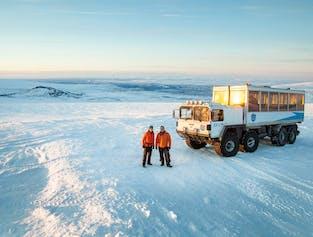 랭요쿨 얼음 터널 탐험과 고래 피오르드 투어