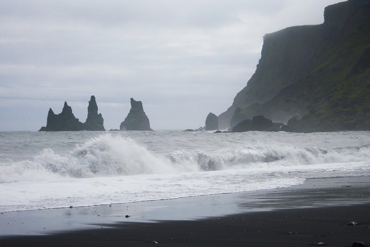 Super Jeep South Coast Tour   Reynisfjara Beach, Vík & Waterfalls