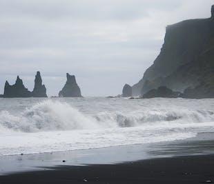 Super Jeep South Coast Tour | Reynisfjara Beach, Vik & Waterfalls