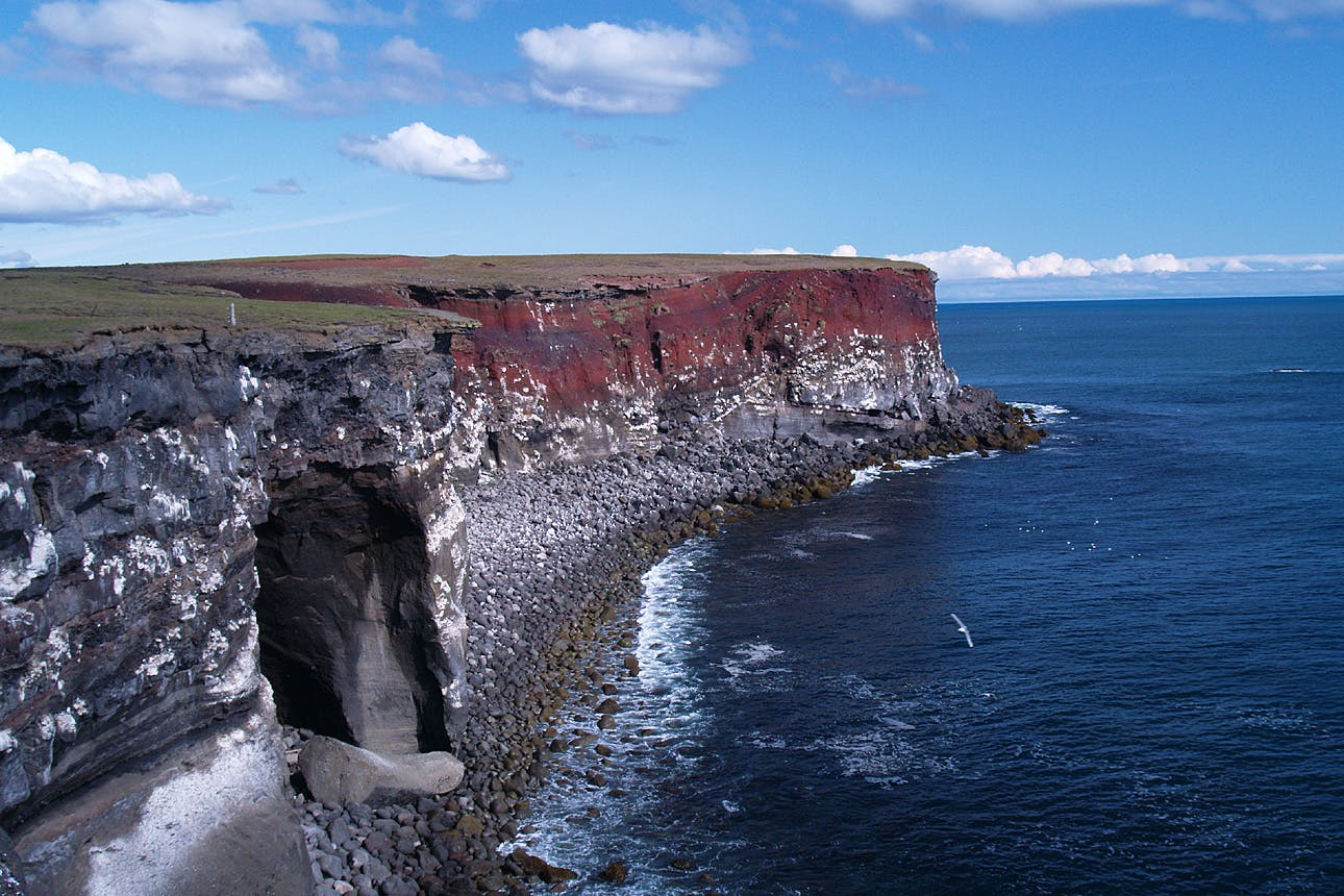 Reykjanes Peninsula Super Jeep Tour | Lakes, Craters and Lava Fields