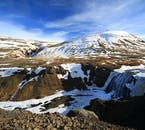 Iceland is home to countless waterfalls, large and small.