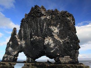 スーパージープで行くクヴィートセルクールと北アイスランドの穴場スポット