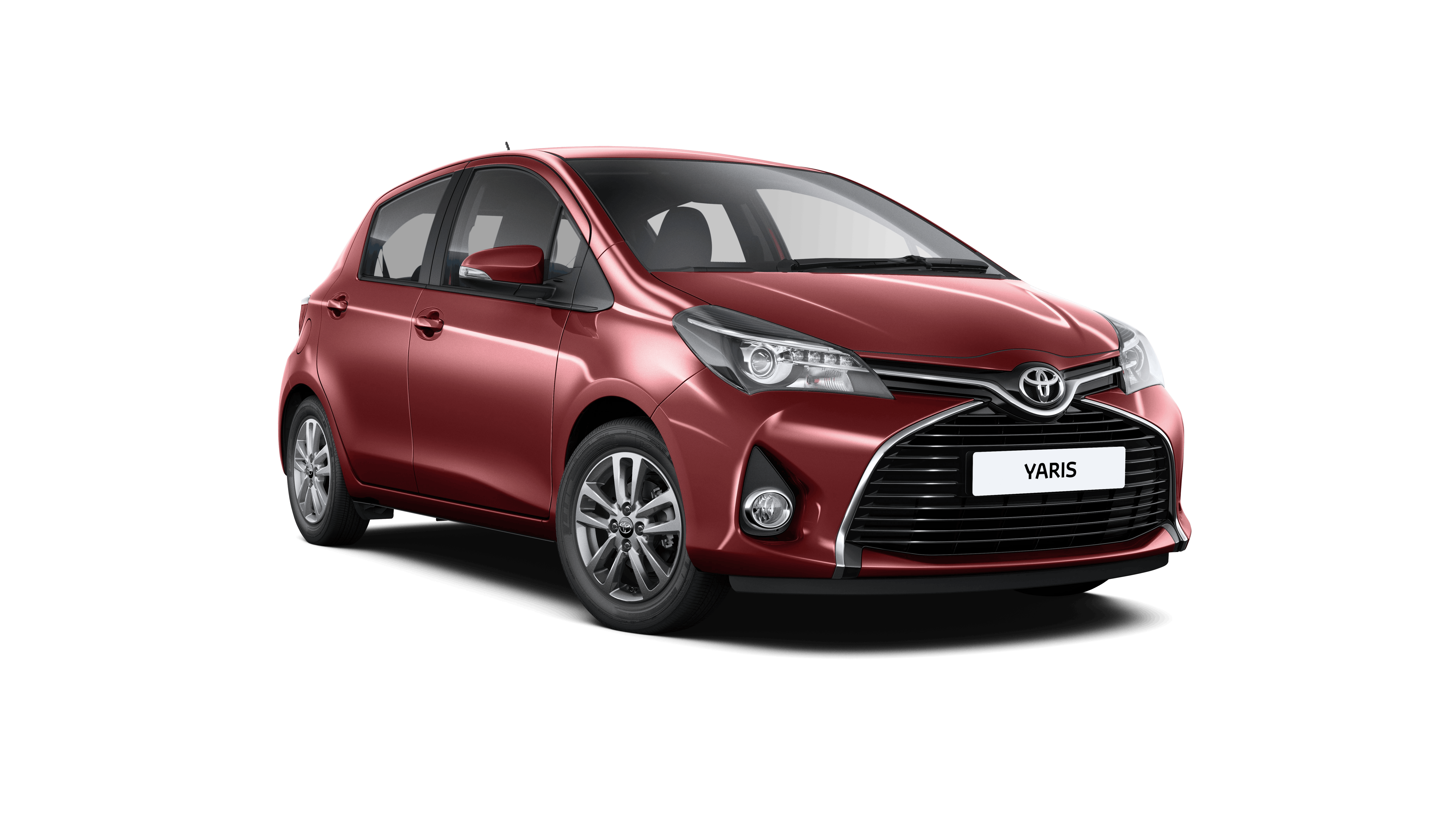 Toyota Yaris M- Extra driver included - 2017