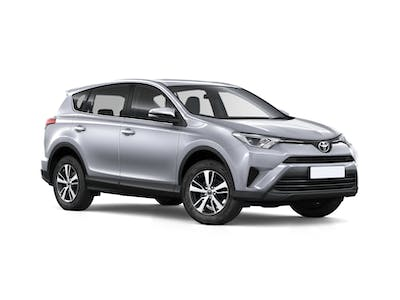 Toyota RAV4 4X4 A- Extra driver included - 2017