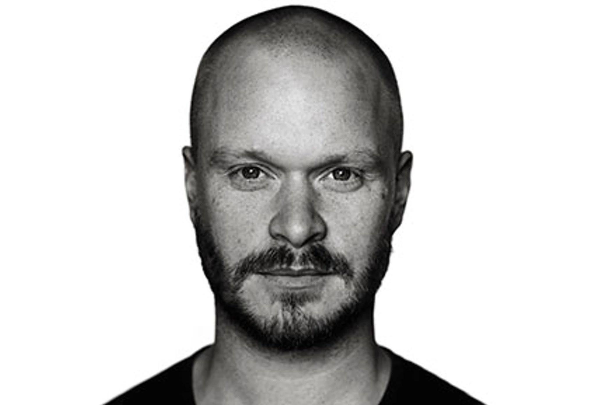 Kári Viðarsson, actor and director of The Freezer