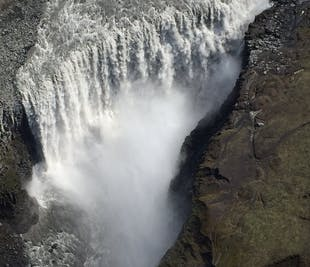 Rundflug über den Diamond Circle | ab Akureyri