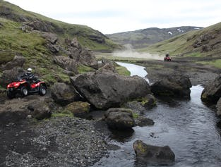 ATV Day Tour in the Highlands