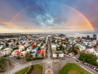Visite de Reykjavik à pied - Explorez la capitale islandaise avec un guide local