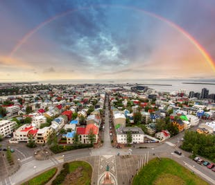 Visite de Reykjavik à pied | Explorez la capitale islandaise avec un guide local