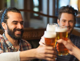 Cheers to Reykjavik!   Locally Hosted Beer and Food Tour