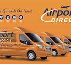 Après un vol, la plupart des voyageurs souhaitent simplement se rendre directement à leur hébergement. C'est l'option parfaite.