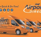 Airport Direct) 숙소에서 케플라비크 국제 공항까지 직행 미니 셔틀버스