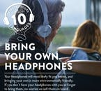 Возьмите с собой свои наушники - в этом туре есть аудиогид.