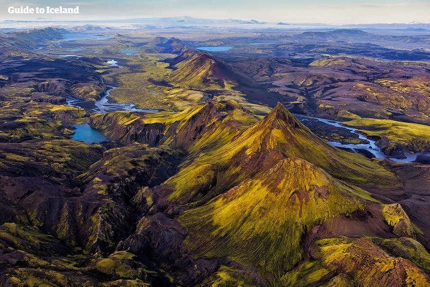 Iceland's Highlands are amongst Europe's largest unpopulated areas.