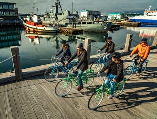 Reykjavik cycling tour | See the city with a local guide