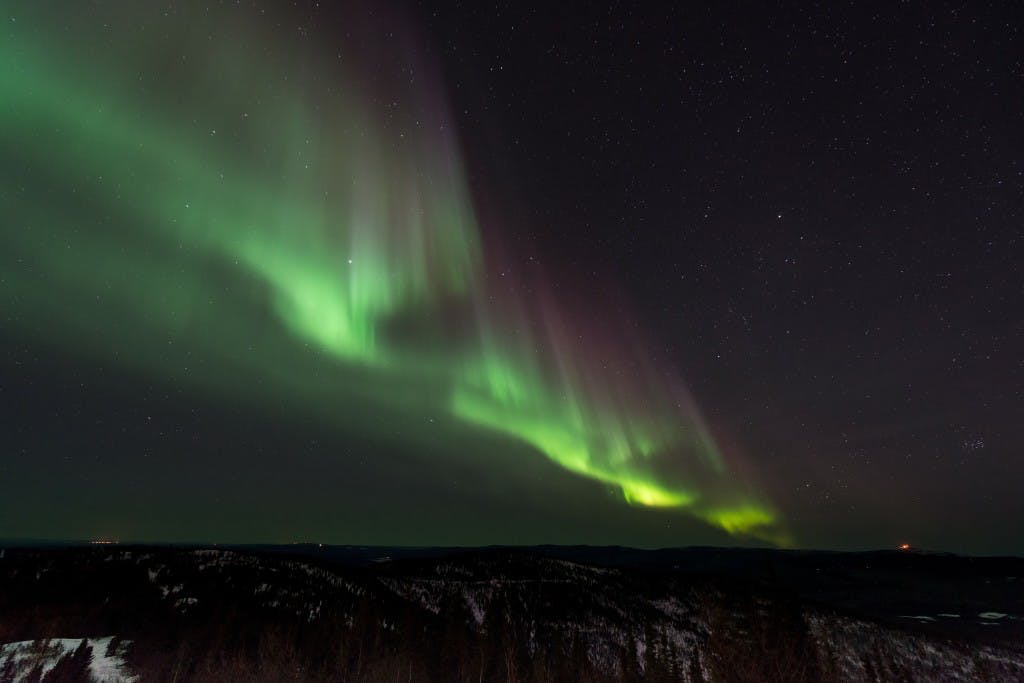 Northern Lights Tour   Audio Guided in 10 Languages