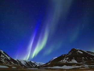 Northern Lights | Live Tour with Audio Guide in 10 Languages width=