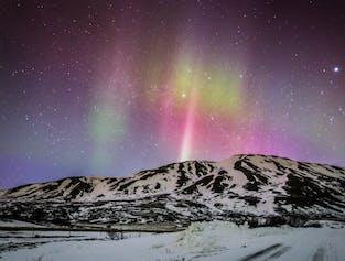 Sortie aurores boréales | Avec guide audio en français