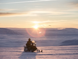 Golden Circle Classic with Snowmobiling