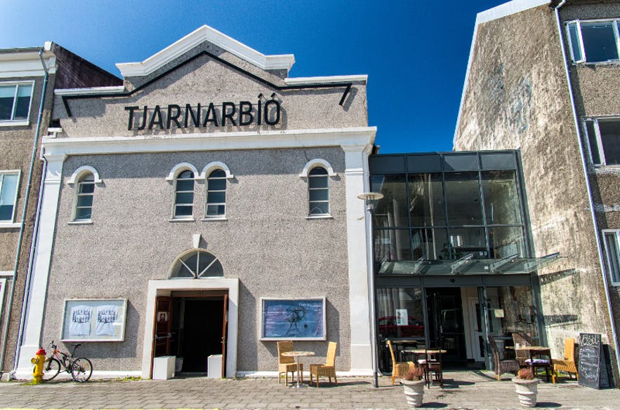 Tjarnarbíó theatre in Reykjavík