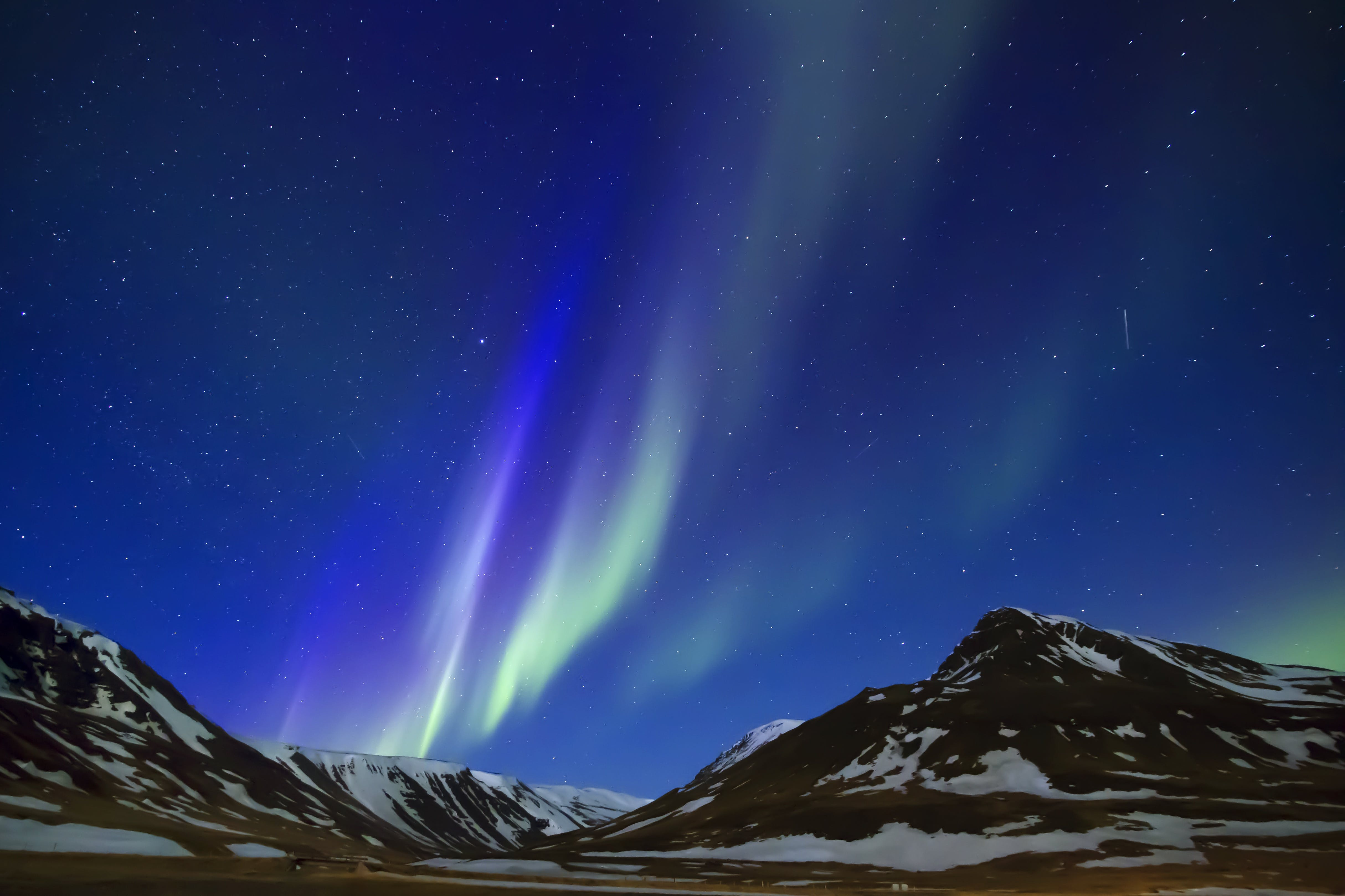 South Coast and Northern Lights   Audio guided in 10 languages