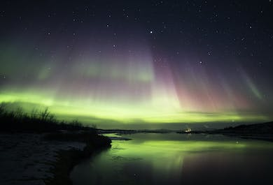 Northern Lights Small Group Tour from Reykjavik