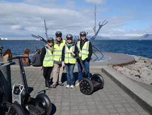 Segway Around Reykjavik | An Unconventional Sightseeing Tour