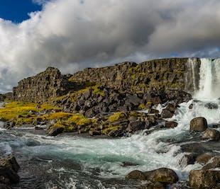 Sortie photographie au Cercle d'Or   Départ de Reykjavik