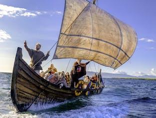 Das Wikinger-Abenteuer   Bootsfahrt