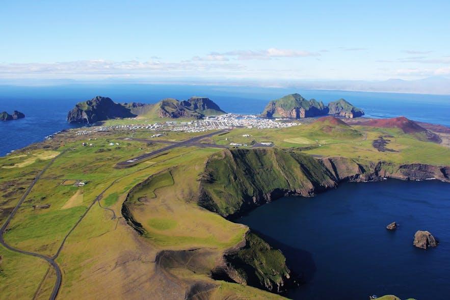 韦斯特曼纳群岛(西人岛)
