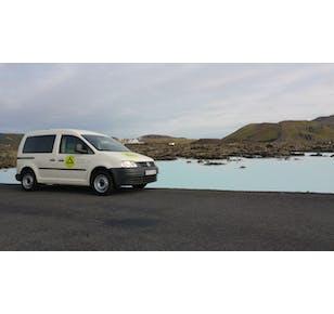 Volkswagen Caddy Camper avec chauffage