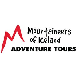 Mountaineers of Iceland logo