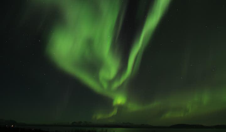 Excursion aurores boréales en autocar et musée   Depuis Reykjavik