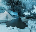 Laguna Glaciale Jökulsárlón e le Grotte di Ghiaccio | Escursione di 2 giorni