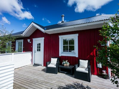 Great family house near Borgarnes and Snaefellsnes