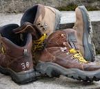 Vous avez besoin de chaussures de randonnée montantes pour faire la randonnée à Skaftafell