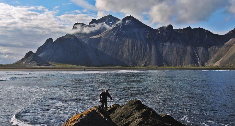 Vestrahorn冰岛东南部