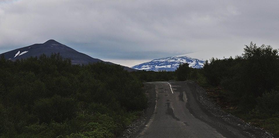冰岛的6月