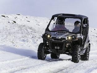1 Hour Buggy Safari Tour from Reykjavík