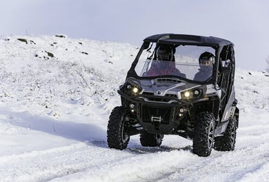 1-Hour Buggy Safari Tour from Reykjavik